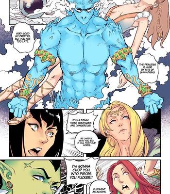 The Princess Guard (ongoing) comic porn sex 010