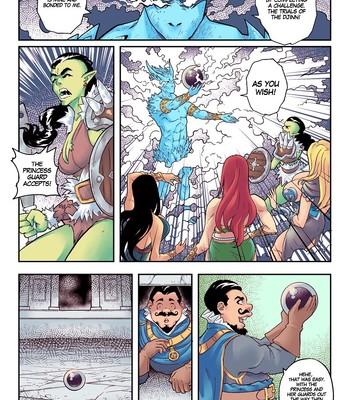The Princess Guard (ongoing) comic porn sex 011