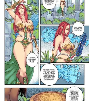 The Princess Guard (ongoing) comic porn sex 012