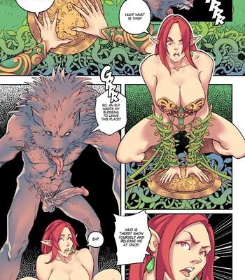 The Princess Guard (ongoing) comic porn sex 013