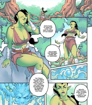 The Princess Guard (ongoing) comic porn sex 021