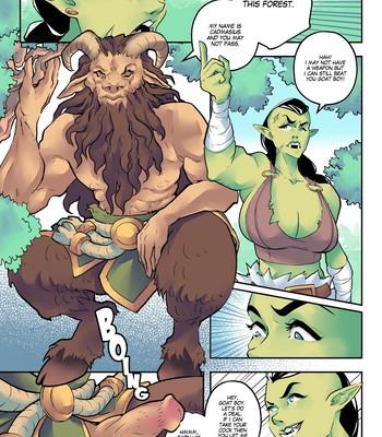 The Princess Guard (ongoing) comic porn sex 022
