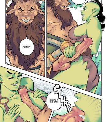 The Princess Guard (ongoing) comic porn sex 023