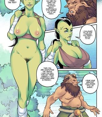 The Princess Guard (ongoing) comic porn sex 029