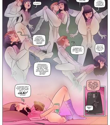 Wanton Widow 2 comic porn sex 012
