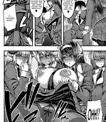 Succubus Sakusei-bu (English) comic porn sex 010