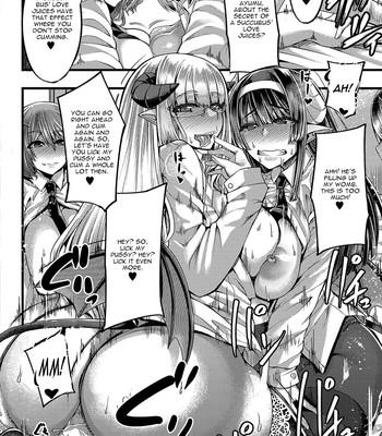 Succubus Sakusei-bu (English) comic porn sex 036