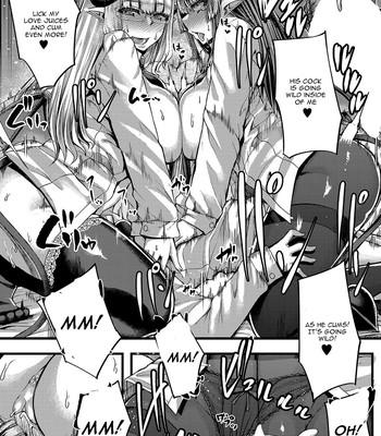 Succubus Sakusei-bu (English) comic porn sex 037