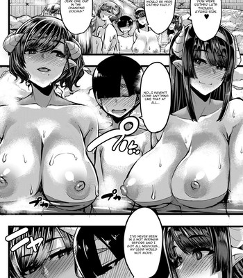 Succubus Sakusei-bu (English) comic porn sex 090