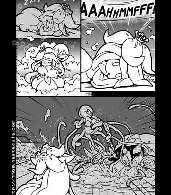 A Cruel Twist of Fate (Pokemon) comic porn sex 010