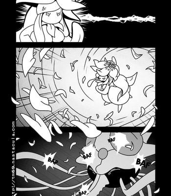 A Cruel Twist of Fate (Pokemon) comic porn sex 017