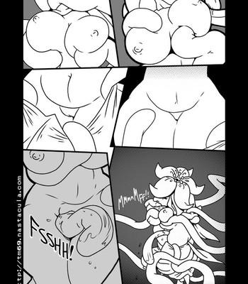 A Cruel Twist of Fate (Pokemon) comic porn sex 019
