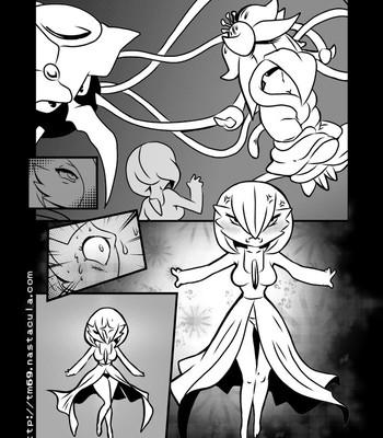 A Cruel Twist of Fate (Pokemon) comic porn sex 020