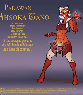 Porn Comics - Ahsoka Tano