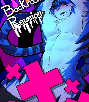 Porn Comics - Backroom Reunion