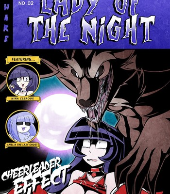 Porn Comics - Lady of the Night – Issue 2 (ongoing)