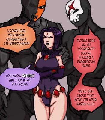 Porn Comics - Raven's Limitbreak