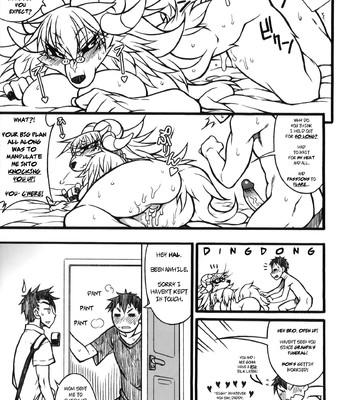 Demon Wife [Decensored] comic porn sex 015
