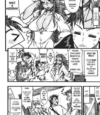 Demon Wife [Decensored] comic porn sex 016