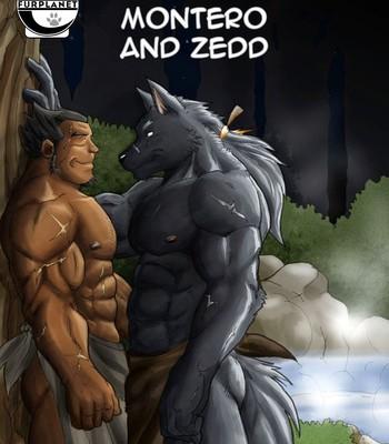 Porn Comics - Montero and Zedd