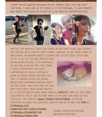 My Pet Ferret Girl comic porn sex 013