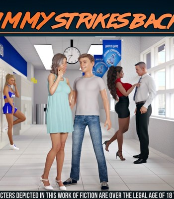 Porn Comics - Timmy Strikes Back 4 (ongoing)