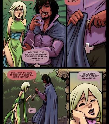 The Cummoner Ch. 22 Paradise Lust comic porn sex 003
