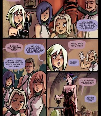 The Cummoner Ch. 22 Paradise Lust comic porn sex 016