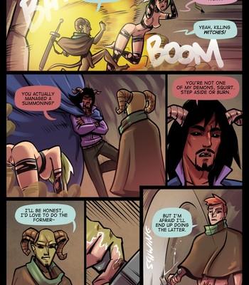 The Cummoner Ch. 22 Paradise Lust comic porn sex 065