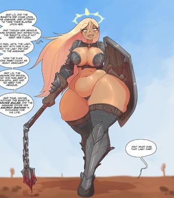 Porn Comics - Anahi the Aasimar zealot