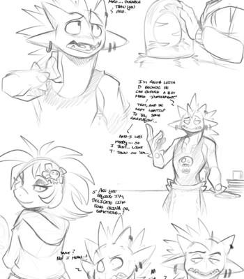 Kink Talk (Pokemon) comic porn sex 002