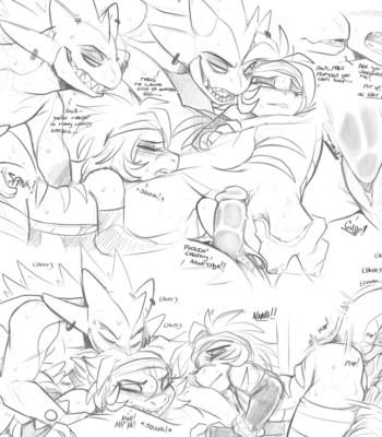 Kink Talk (Pokemon) comic porn sex 024