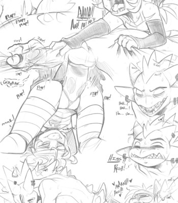 Kink Talk (Pokemon) comic porn sex 025