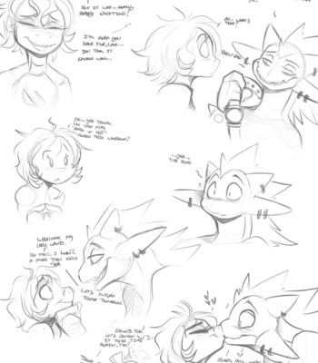 Kink Talk (Pokemon) comic porn sex 029