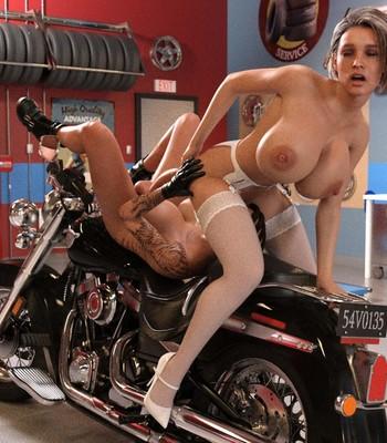 Ten Inch Piston comic porn sex 009