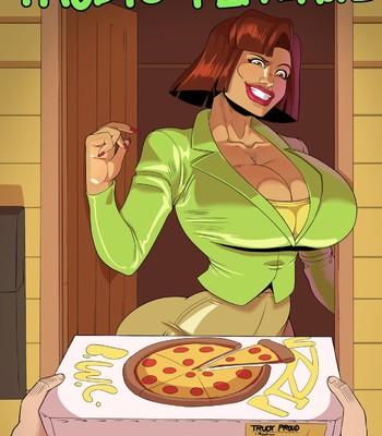 Porn Comics - Trudy's Pepperoni