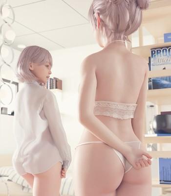 Porn Comics - Ouchi Ecchi