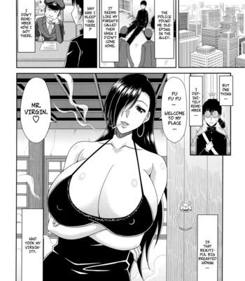 Dote [English] comic porn sex 020