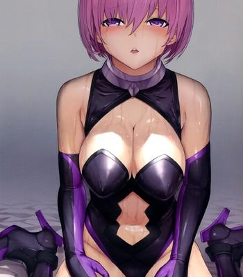 Mash Mash Aijoku Mash comic porn sex 002