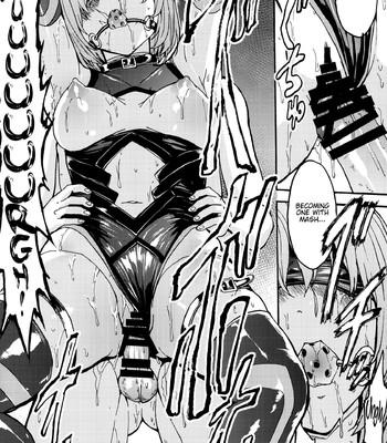 Mash Mash Aijoku Mash comic porn sex 011