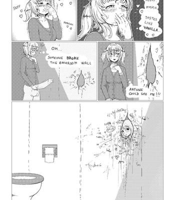 [Lewdua] Comic with Nessie comic porn sex 003