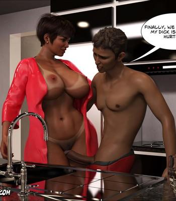 Doctor Brandie 12 comic porn sex 068