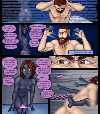 Missing Gypsy (ongoing) comic porn sex 009