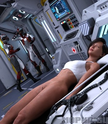 Porn Comics - Alien Enhancement