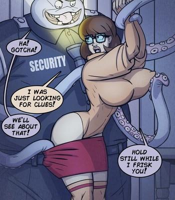 Caught Snooping comic porn sex 002
