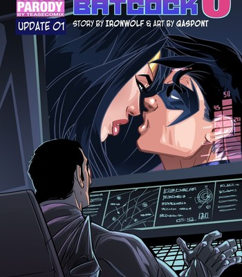 Porn Comics - i wan bat cock 3