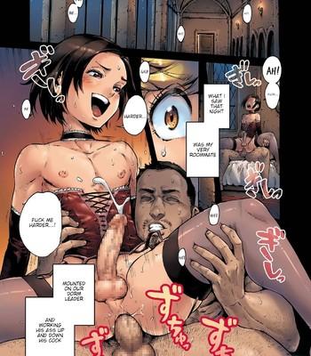 Porn Comics - Collateral