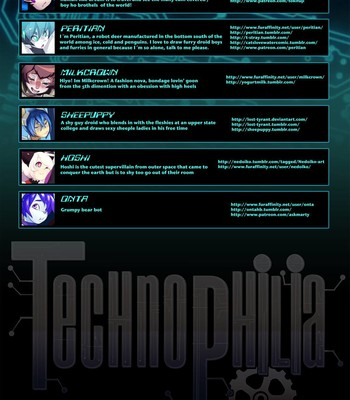 Technophilia (regular edition) comic porn sex 003
