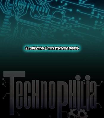 Technophilia (regular edition) comic porn sex 068