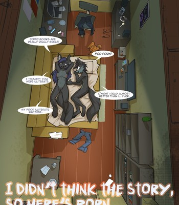 Rick & Rina Chapters 1-7 comic porn sex 075